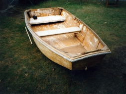 Rope Boat 1 2400x1100mm