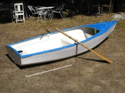 Sail Dingy 2 3000x1300mm