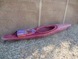 Kayak 3.1 2900 x 600mm