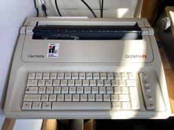 typewriter 22